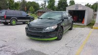 Picture of 2012 Ford Taurus SEL AWD, exterior