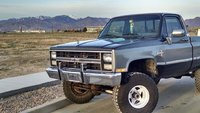 1986 Chevrolet C/K 10 Overview