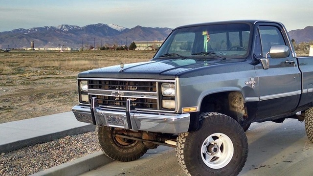 Picture of 1986 Chevrolet C/K 10