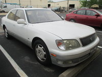 Picture of 2000 Lexus LS 400 400 RWD, exterior, gallery_worthy