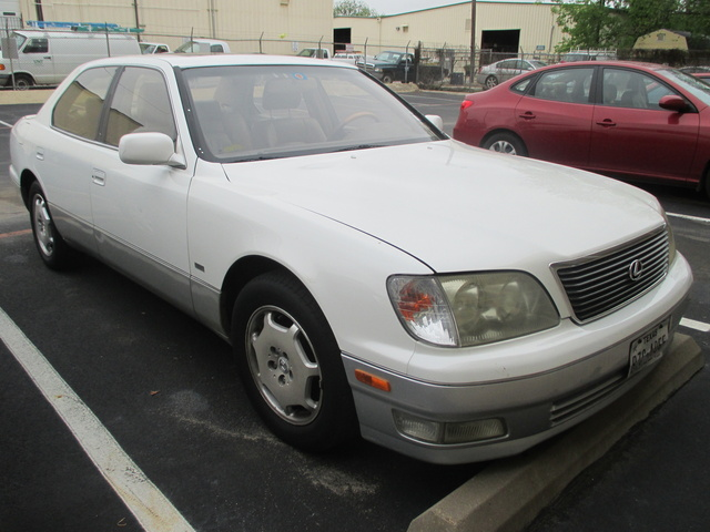 Picture of 2000 Lexus LS 400 RWD