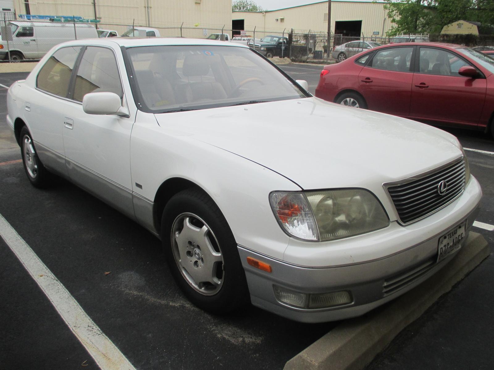 2000 Lexus LS 400 - Overview - CarGurus