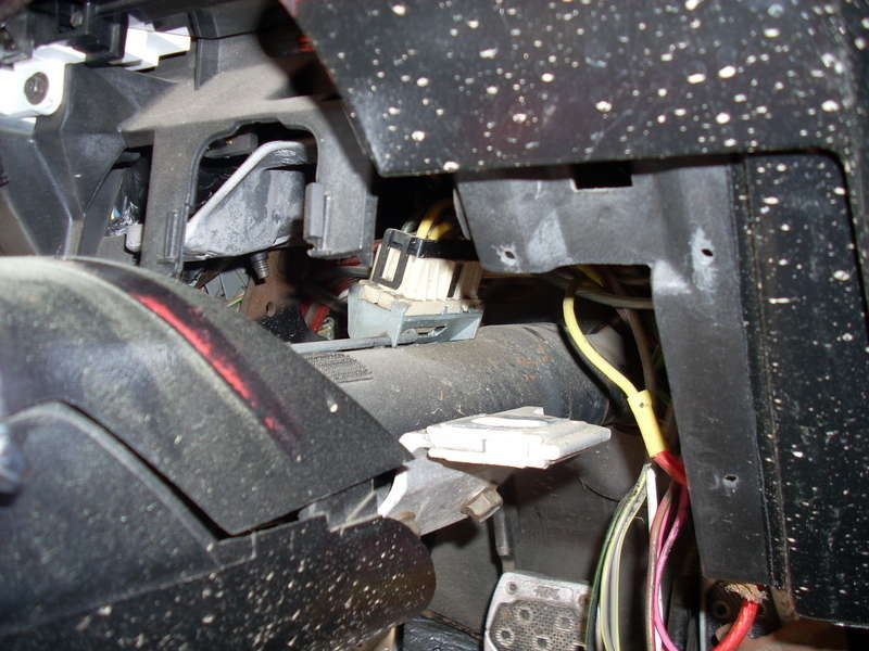 ford f 150 1986 ignition module location