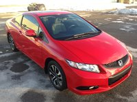 Picture of 2013 Honda Civic Coupe EX-L, exterior
