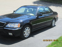 2000 Acura RL Overview