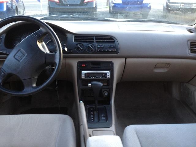 Picture of 1996 Honda Accord 25th Anniversary, interior