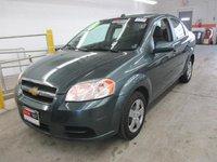 2010 Chevrolet Aveo LT, LT   W/ 1LT, exterior