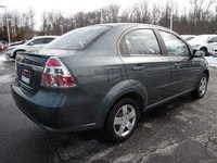 2010 Chevrolet Aveo 1LT Sedan FWD, COME WITH PS  PB  CRUISE CONTROL, exterior, gallery_worthy