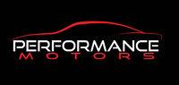 The Performance Motors logo