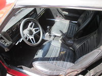 Picture of 1986 Fiat X1/9, interior