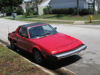 Picture of 1986 FIAT X1/9, exterior