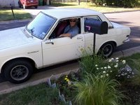 1972 Datsun 510 Overview