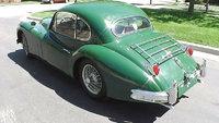 1956 Jaguar XK140 Overview