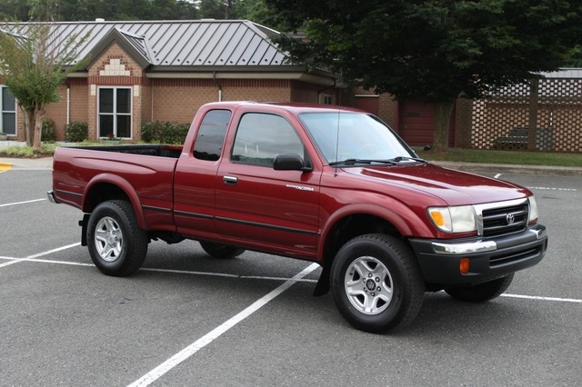 Picture of 1998 Toyota Tacoma 2 Dr SR5 Extended Cab SB, gallery_worthy