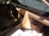 Picture of 1993 Mercedes-Benz 300-Class 4 Dr 300E Sedan, interior