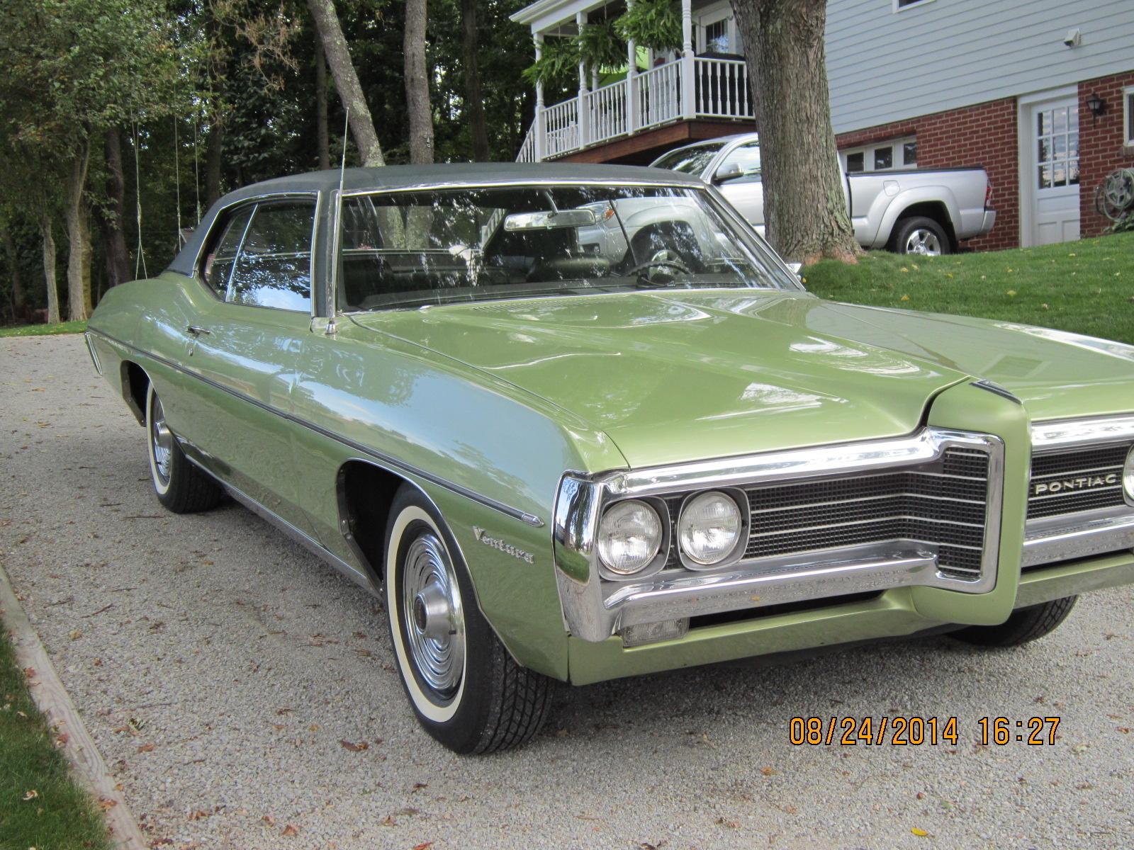 1969 Pontiac Ventura Overview Cargurus