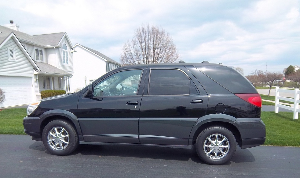 2004 buick rendezvous overview cargurus. Cars Review. Best American Auto & Cars Review