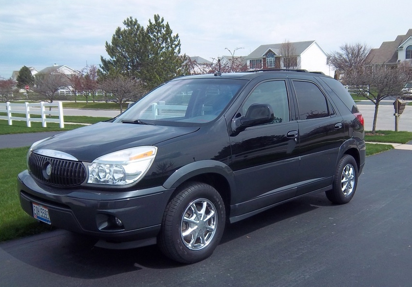 2004 buick rendezvous other pictures cargurus. Cars Review. Best American Auto & Cars Review