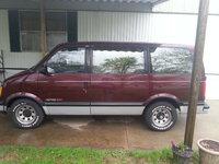 Picture of 1992 Chevrolet Astro 3 Dr CL Passenger Van, exterior