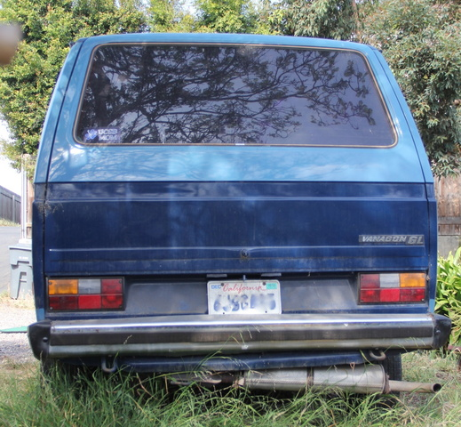 1983 Volkswagen Vanagon