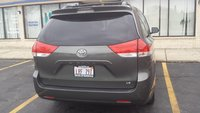 Picture of 2012 Toyota Sienna LE 8-Passenger V6, exterior