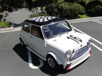 1969 Austin Mini Overview