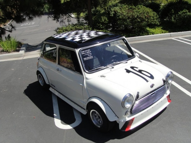 Picture of 1969 Austin Mini