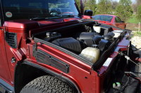 Picture of 2005 Hummer H2 Luxury, engine