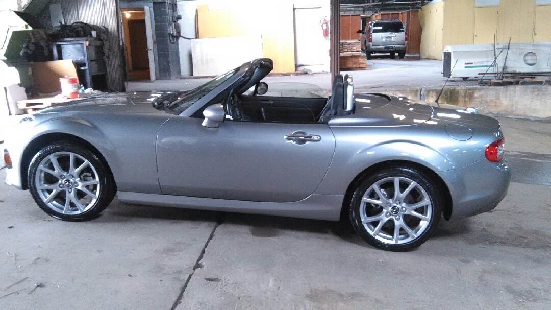 mazda miata hardtop bing images. Black Bedroom Furniture Sets. Home Design Ideas