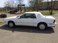 Picture of 1993 Chrysler Le Baron Base Convertible