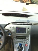 Picture of 2012 Toyota Prius One, interior