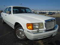 Picture of 1991 Mercedes-Benz 560-Class 4 Dr 560SEL Sedan, exterior, gallery_worthy