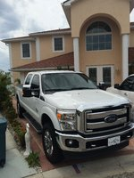 Picture of 2013 Ford F-250 Super Duty Lariat Crew Cab 6.8ft Bed 4WD, exterior