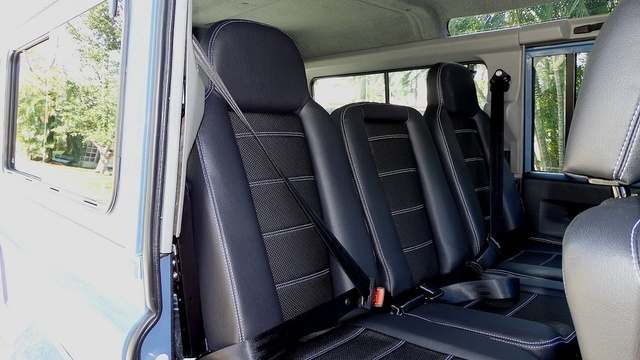 Picture of 1988 Land Rover Defender, interior, gallery_worthy