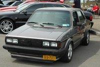 1984 Volkswagen Jetta GLI, Smokey, exterior
