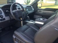 Picture of 2013 Ford F-150 SVT Raptor SuperCab 5.5ft Bed 4WD, interior