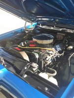 Picture of 1970 Ford Thunderbird, engine