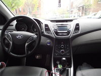 Picture of 2014 Hyundai Elantra Coupe FWD, interior, gallery_worthy