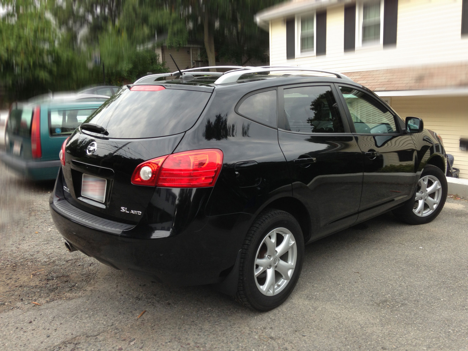 2008 Nissan Rogue Overview Cargurus