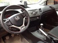 Picture of 2012 Honda Civic Si w/ Summer Tires, interior