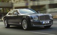 2016 Bentley Mulsanne Overview