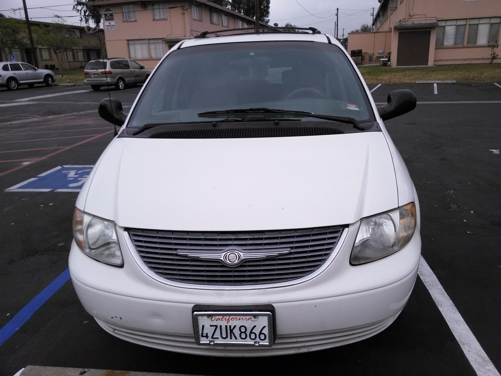 2002 chrysler ramp van keywords suggestions