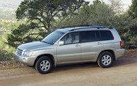 Picture of 2002 Toyota Highlander Limited V6 4WD, exterior