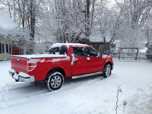 2011 Ford F-150 XLT SuperCrew, Sno problem!, exterior, gallery_worthy