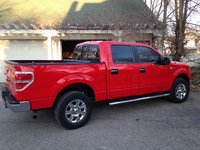 2011 Ford F-150 XLT SuperCrew, F 150 eXeLenT, exterior, gallery_worthy