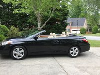Picture of 2008 Toyota Camry Solara SLE Convertible