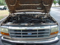 Picture of 1996 Ford F-150 XLT Extended Cab LB, engine