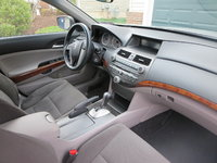 Picture of 2012 Honda Accord EX, interior