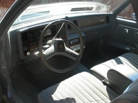 Picture of 1985 Chevrolet El Camino RWD, interior, gallery_worthy