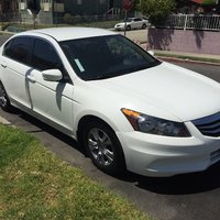 Picture of 2012 Honda Accord SE